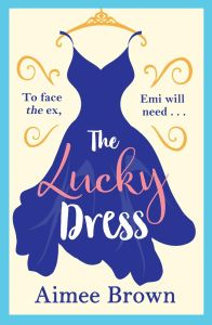 The Lucky Dress Cover Reveal